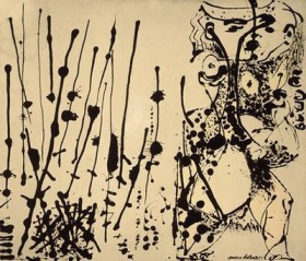 Number 7  Pollock 1951