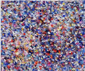 Shellflower  Krasner 1947