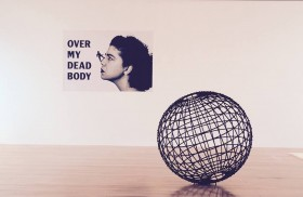 Mona Hatoum Over 2