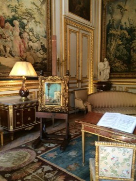 museu Jacquemart the tapestry room 1