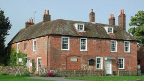jane austen cottage